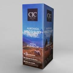 Cic - Almohada Viscosleep Americana 45x65cm CIC