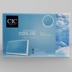 Cic - Almohada Cool Gel Tech Series Americana 40x60cm CIC