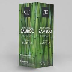 Cic - Almohada Bamboo Tech Series Americana 45x65cm CIC