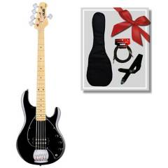 MUSICMAN - Bajo Eléctrico Sterling By Music Man Sub Ray5 Blac
