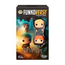 Funko - Juego de Mesa Funkoverse Strategy Game Harry Potte