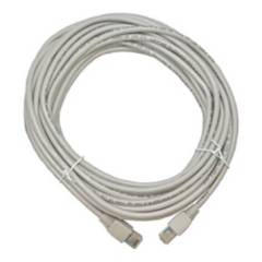 GENERICO - Cable De Red Spektra Cat6 100% Cobre 20 Metros