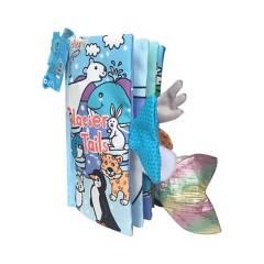 Jolly - Libro De Tela Con Colas Jollybaby