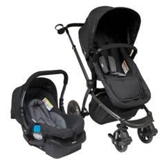 INFANTI - Coche Travel System Epic 5G Black