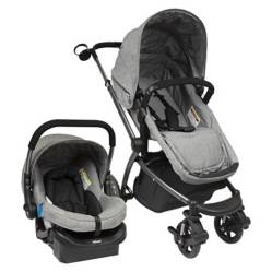 Infanti - Coche Travel System Epic 5G Grey