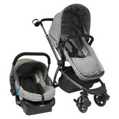 INFANTI - Coche Travel System Epic 5G Grey