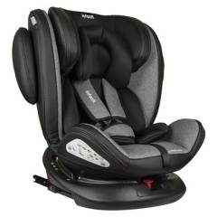 INFANTI - SILLA DE AUTO CONVERTIBLE MULTIAGE GREY