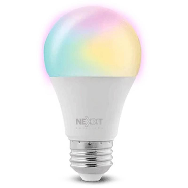 NEXXT - Bombilla Led Inteligente Nexxt Con Wifi Multicolor