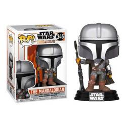 Funko - Funko Pop - Star Wars  - The Mandalorian (345)