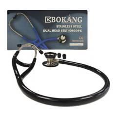 BOKANG - Estetoscopio Dual Acero Inoxidable