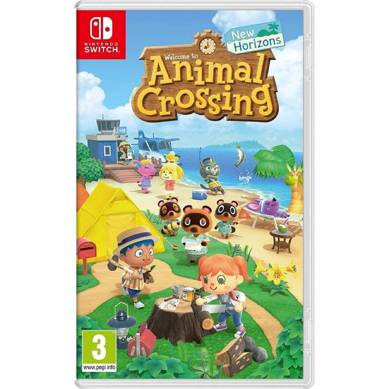 Nintendo - Animal Crossing New Horizons