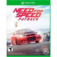 ELECTRONIC ARTS - Need For Speed Payback Xbox One
