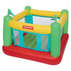 Fisher Price - Castillo Inflable Eléctrico Fisher Price