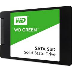 WESTERN DIGITAL - WD Green SSD 120GB 2.5 IN 7mm