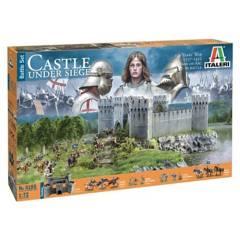 ITALERI - Castle Under Siege - Joan Of Arc