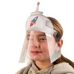 I Love Lou - Escudo Facial Infantil de Profesiones