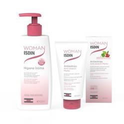 ISDIN - Pack Woman Higiene Intima + Crema Antiestrias