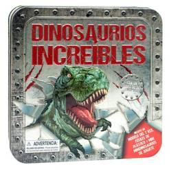 Lexus - Dinosaurios Increíbles Box Con Fósil