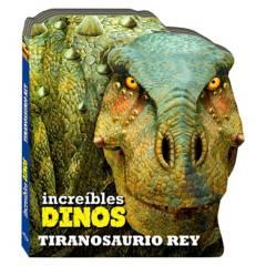 Lexus - Increibles Dinos Tironosaurio Rey