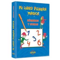 Lexus - Mi Libro Pizarra Magica Números