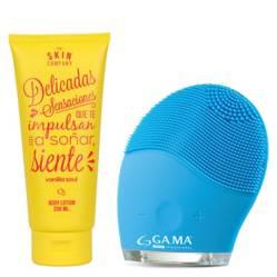 GAMA<BR>CEPILLO LIMPIEZA FACIAL MOON CLEANER B