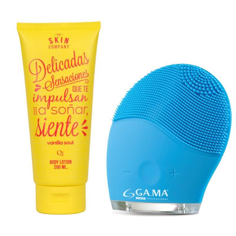 Gama - Cepillo limpieza facial MOON CLEANER B