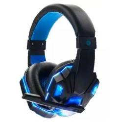 Dblue - Audifonos Gamer Con Microfono Blue / K