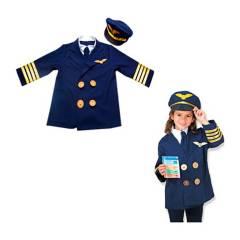PETIWI - Disfraz De Piloto