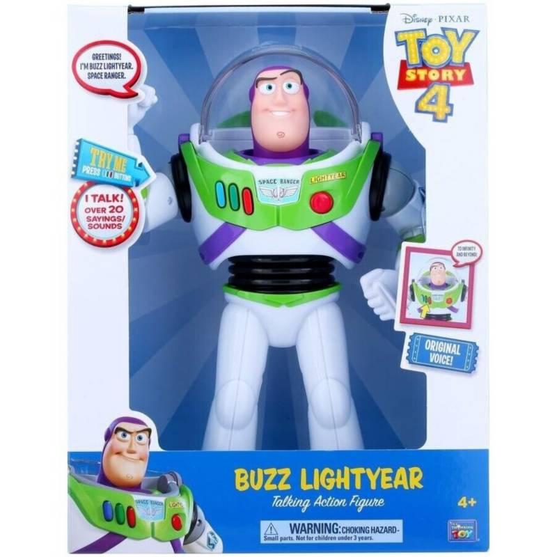 TOY STORY - Figura Buzz Lightyear Toy Story Frases Español