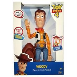 Toy Story - Figura Woody Toy Story Frases Español