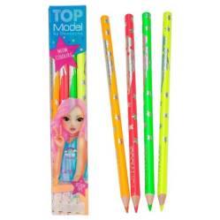 TOP MODEL BY DEPESCHE - Lápices de Color Neon