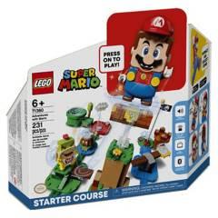 LEGO - Aventuras Con Mario - Starter Set