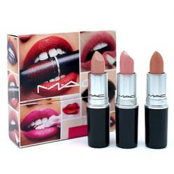 MAC COSMETICS - Set Matte Lipsticks Icons Trio