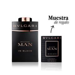 BULGARI - Compra y Prueba BVLGARI Man In Black EDP 100 ml