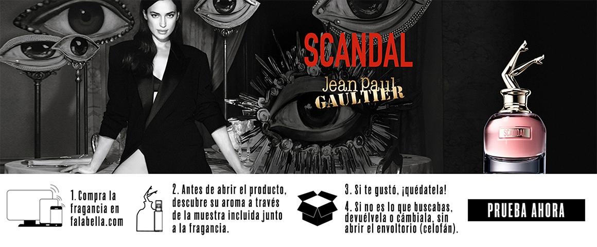 Jean Paul Gaultier Scandal Piernas Mujer