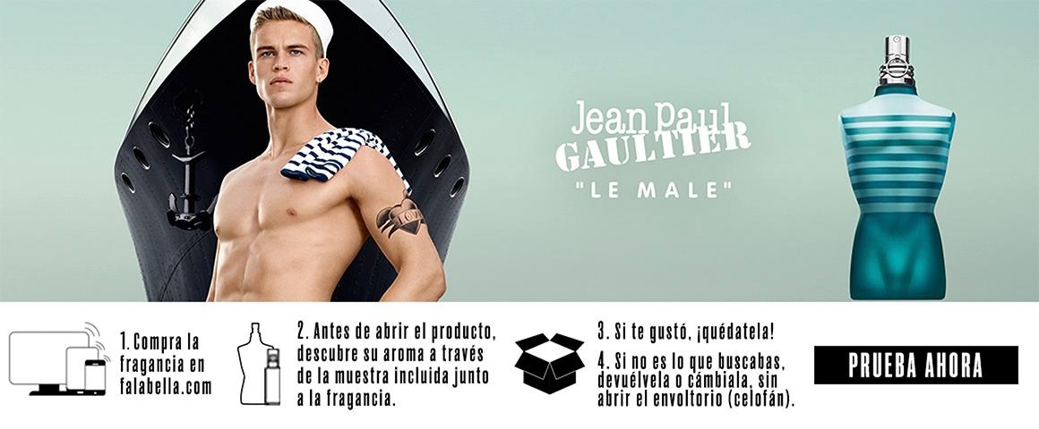 Jean Paul Gaultier Le Male Hombre