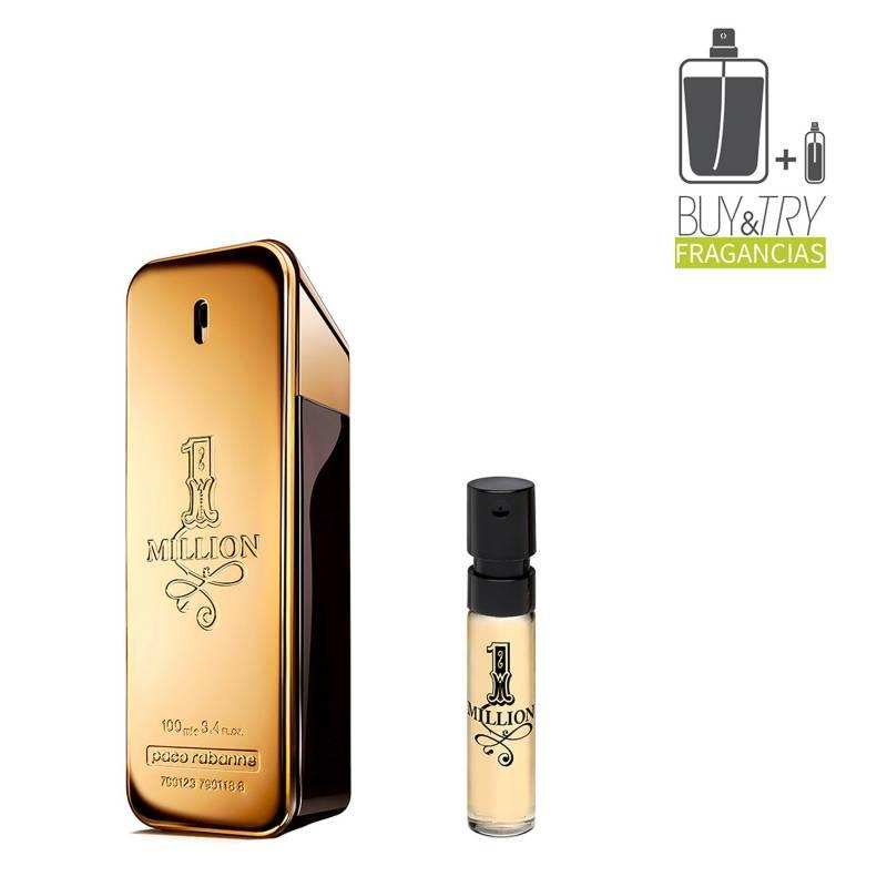 Paco Rabanne - Perfume Hombre Compra y Prueba 1M 100 Ml