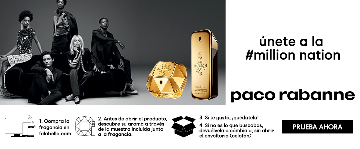 Paco Rabanne Lady Million Mujer