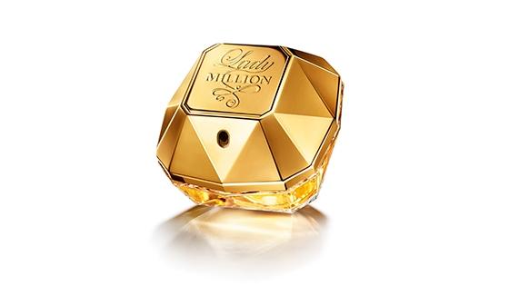 Lady Million Mujer Diamante Oro