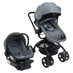 Infanti - Coche Travel System I-Giro Bright Gray