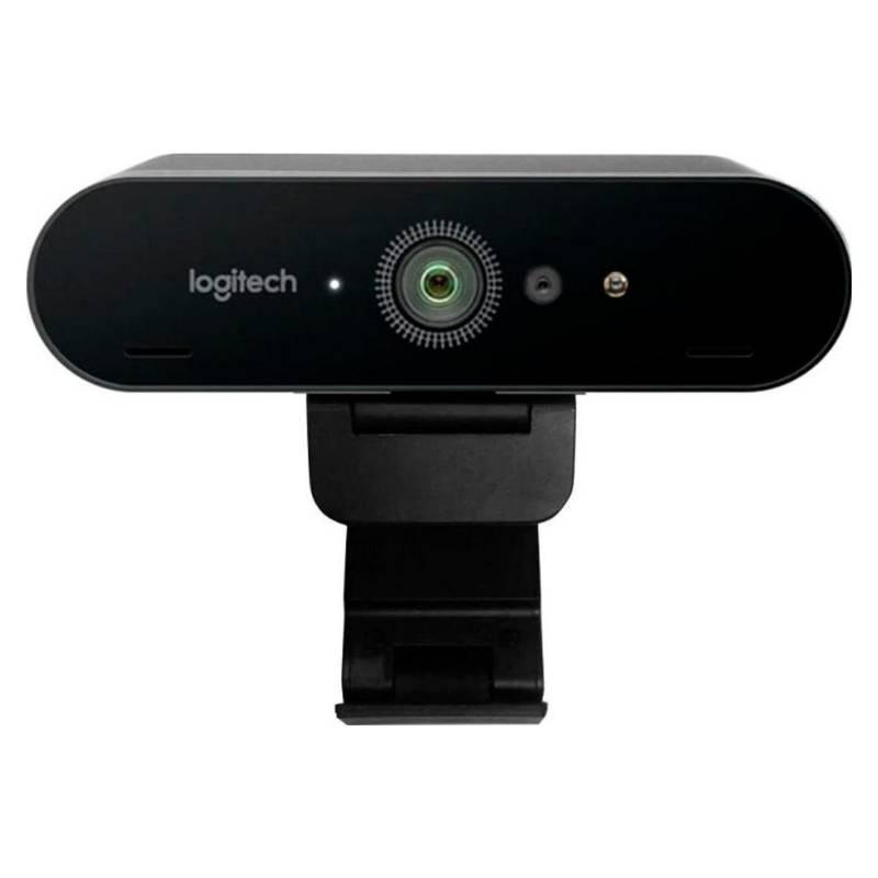 Logitech - Webcam Logitech Brio Ultra Hd Pro 4K