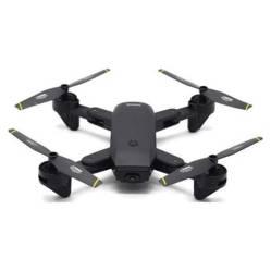 Generico - Drone Rc Plegable Con Camaras Duales Dm107S