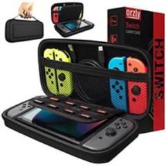 undefined - Estuche De Transporte Nintendo Switch Orzly Negro