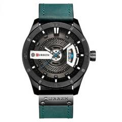 CURREN - Reloj Pulsera Hombre 8301 - Azul