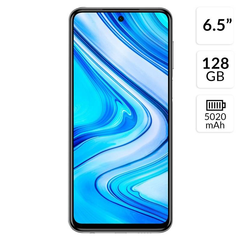 Xiaomi - Smartphone Xiaomi Redmi Note 9 Pro (128G) Gris