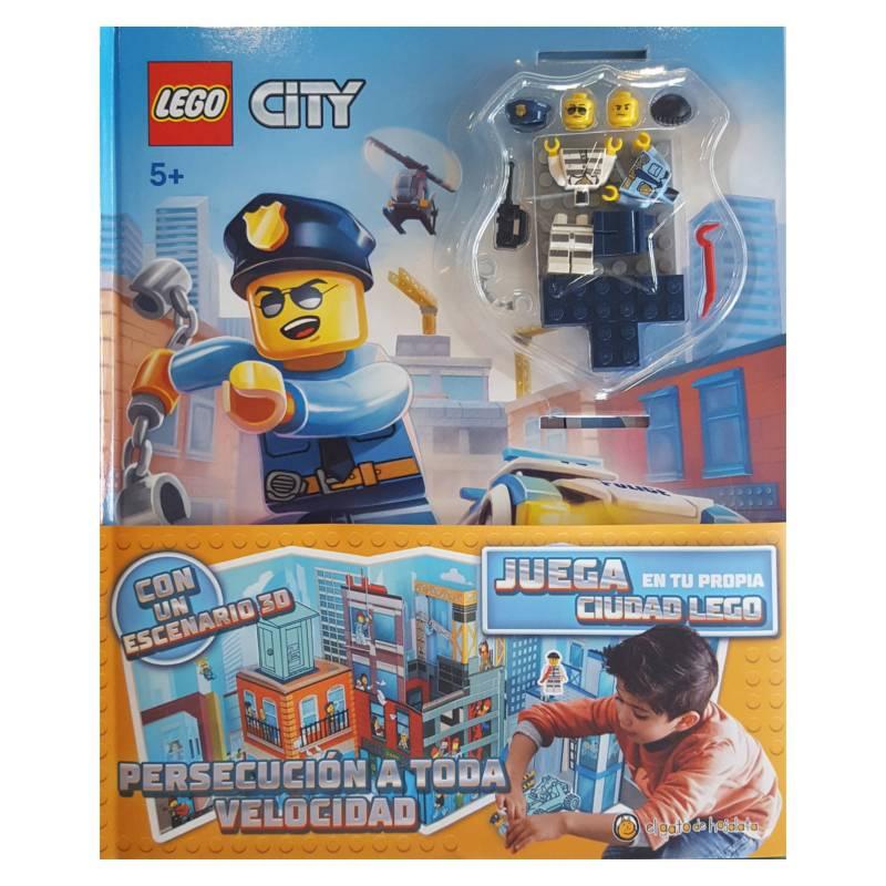 PENGUIN RANDOM HOUSE - Lego City Juega En Tu Propia Ciudad