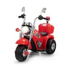 JUNGLA CLICK - Moto Mini Choper Roja