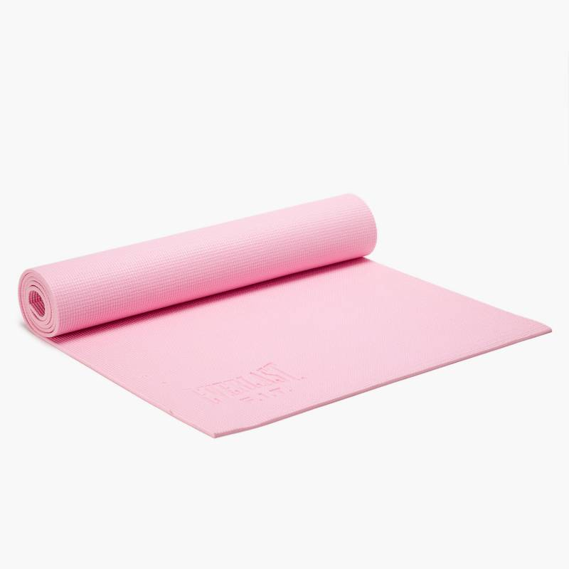 Mat de Yoga 6mm Rosado