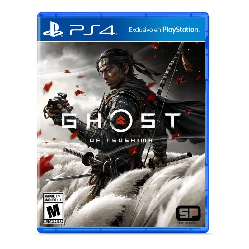 PLAYSTATION - Ghost Of Tsushima PS4