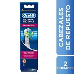Oral-B - Cepillo dental FLOSS ACTION 2 UN